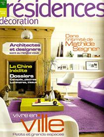 Résidences Décorations - Mars 2007