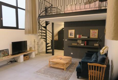 Loft/Studio Rue Franck Pilatte – Nice